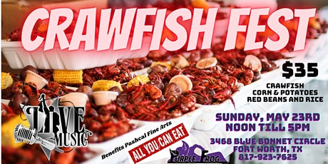 Crawfish at the Frog tickets