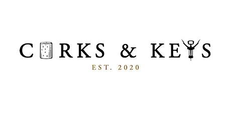 Corks and Keys: Wine Tasting Mixer tickets