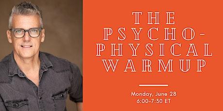 BCBC Intermezzo: Chuck Hudson - The Psycho-Physical Warm-up tickets
