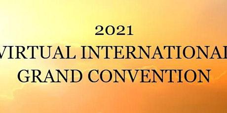 Convention 2021 Recap @ The Grove tickets