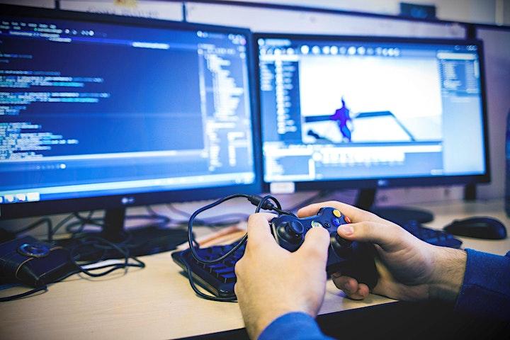"Imagen de VFS Workshop ""Game Development"" with Amir Jahan"