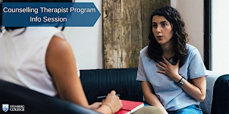 Free Counselling Therapist Info Session: May 26, 2021 4:30 pm tickets
