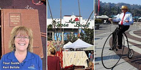 DayTrip to the Rose Bowl Flea Market in Pasadena - 6/13/2021 tickets