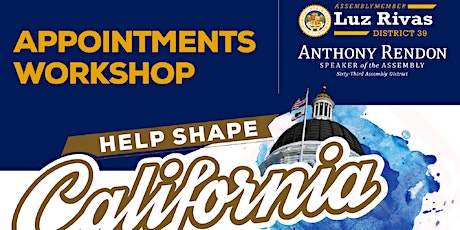 Appointments Workshop by Asm. Rivas tickets