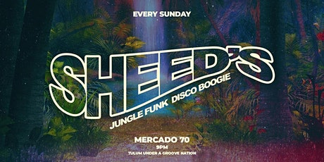 SHEED'S GROOVE ◌ FUNK HOUSE SOUL DISCO ◌ ONE TULUM UNDER A GROOVE tickets