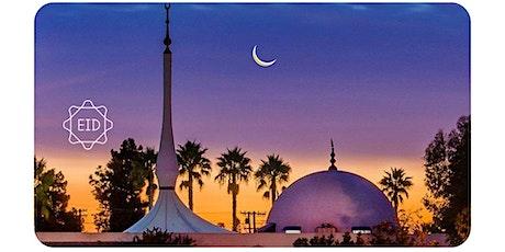 Eid Prayer # 1 (05/13/2021)  @ 7:30 am | Check in starts at 6:45 am boletos