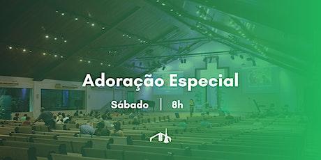 IASD MARCO - Culto das 8h - Sábado ingressos