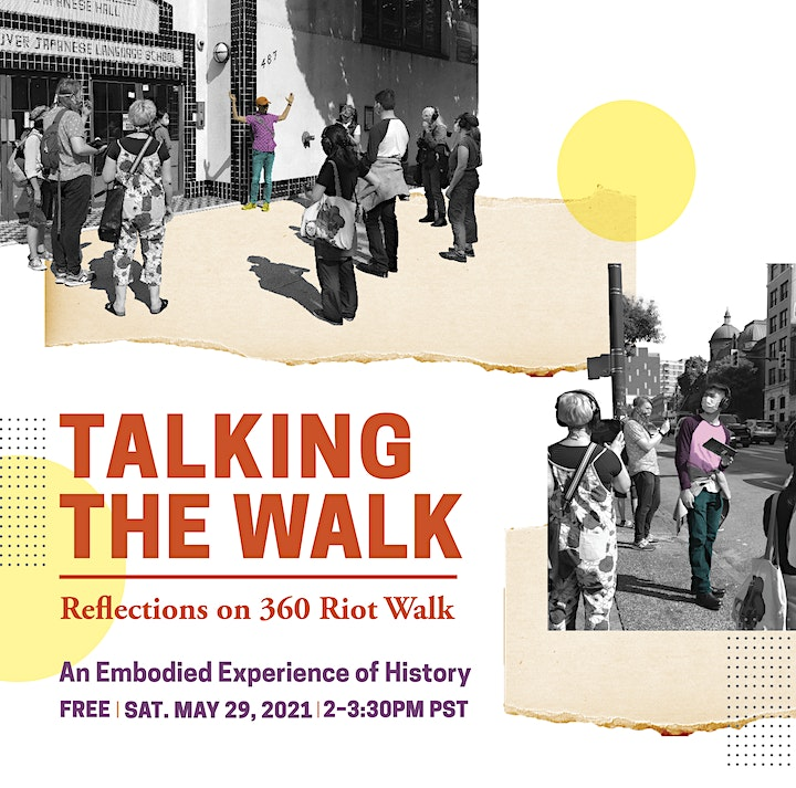 Talking the Walk: An Embodied Experience of History image