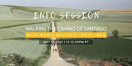 Walking the Camino de Santiago: Info Session Tickets