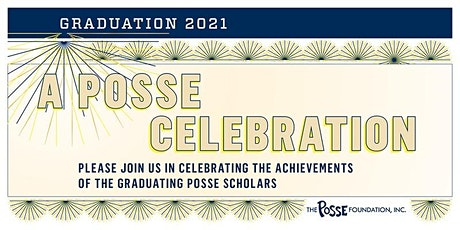 Hobart & William Smith Colleges Posse Scholar Graduation tickets