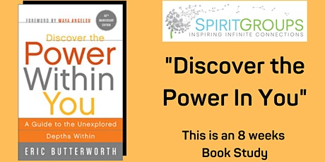 'Discover The Power In You' SpiritGroup tickets