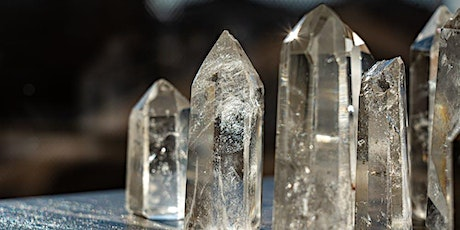 Crystal Workshop with Rosemary Sherro  (Friday) tickets