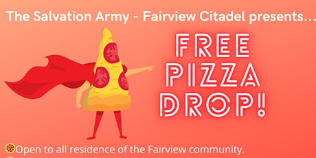 Free Pizza Drop tickets