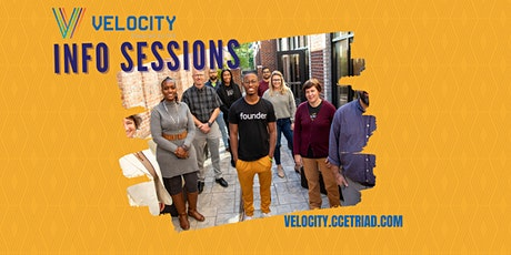 2021 Velocity Info Sessions tickets