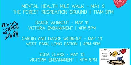 Mental Health Mile Walk tickets