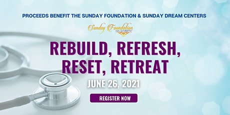 REBUILD REFRESH & RESET RETREAT tickets
