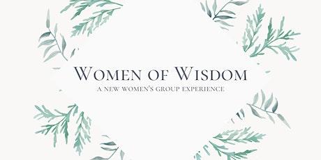 Women of Wisdom tickets