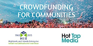 Webinar: Crowdfunding For Communities