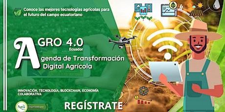 Ecuador AGRO 4.0 entradas