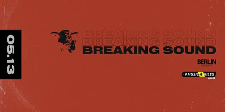 Breaking Sound NYC feat. Cocomofo tickets