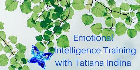 Emotional Intelligence Skills Training with Tatiana Indina tickets