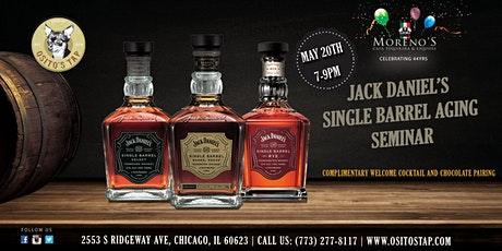 Jack Daniel's Single Barrel Aging Seminar tickets
