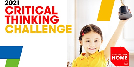 Critical Thinking Challenge 2021: Virtual tickets