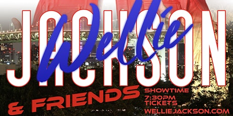 Wellie Jackson & Friends Rooftop Comedy Show tickets