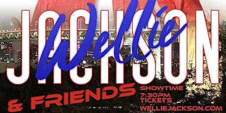 Wellie Jackson & Friends Comedy Livestream tickets