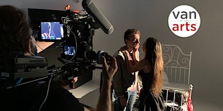 Webinar - Acting for Film & Television at VanArts biglietti