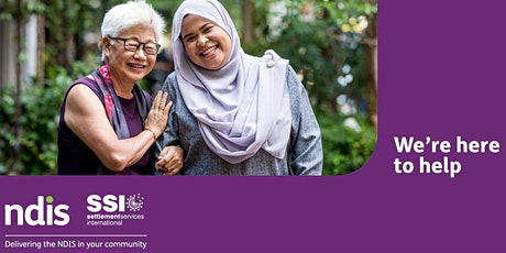 SSI ILC - Community Consultation with participants - Campsie Library tickets