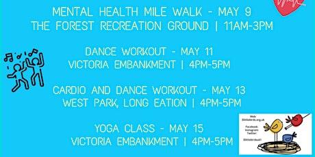 Dance Workout tickets