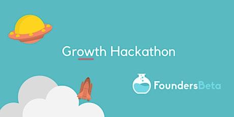 Growth Hackathon tickets