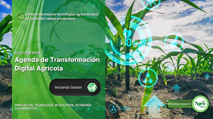 Imagen de Ecuador AGRO 4.0