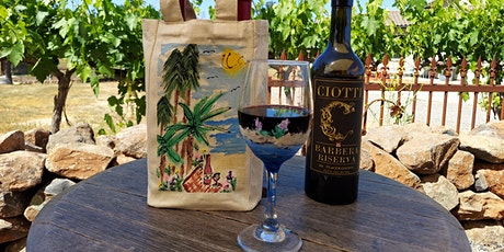 Sip & Craft at Ciotti Cellars for Winedown Wednesday !   Anyone can do this tickets