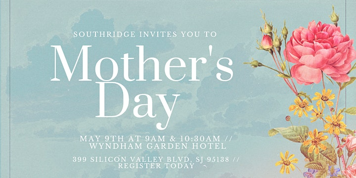 Mother's Day at Southridge image