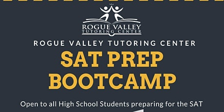 SAT Bootcamp (High School Students) tickets