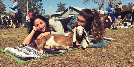 GOAT YOGA - July 17th tickets