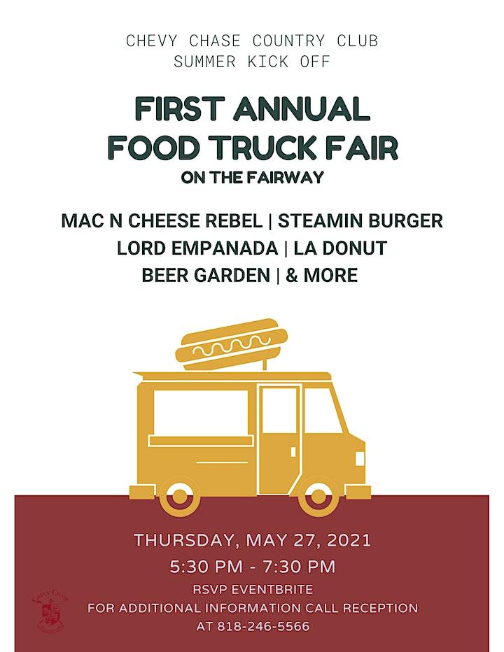 Chevy Food Truck Fair image