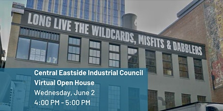 Central Eastside Virtual Open House tickets