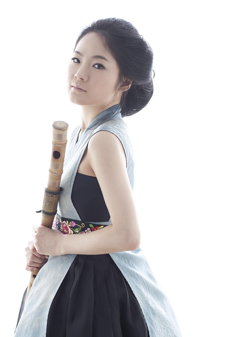 Contemporary Performance by Korean Traditional Musicians image