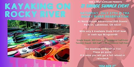 21 Savage Summer: Kayaking on Rocky River tickets