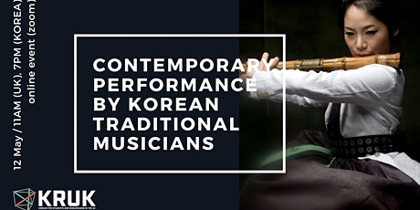 Contemporary Performance by Korean Traditional Musicians tickets