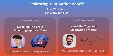 Embracing Your Authentic Self tickets