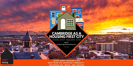 Transforming Cambridge Into a Housing First City billets