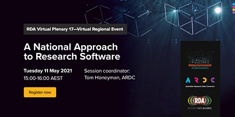 A National Approach to Research Software entradas