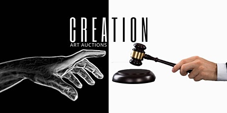 Creation Art Auction tickets