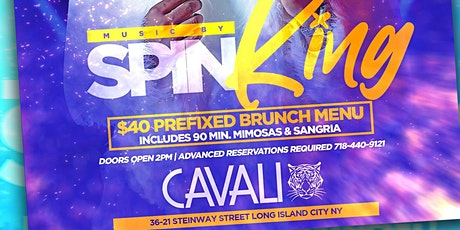 Illusion Brunch & Dinner Party! Mothers Day Edition with DJ SPIN KING tickets