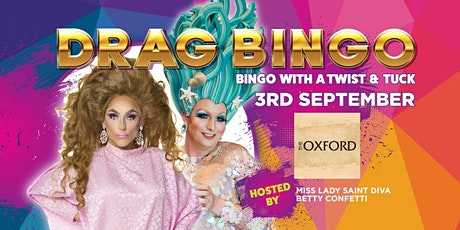 Drag Queen Bingo  The Oxford Bathurst 18+ tickets