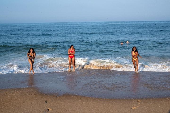 "Glamour Beach Workshop in Ocean City, MD  ""Sunrise & Sunset"" 2021 image"